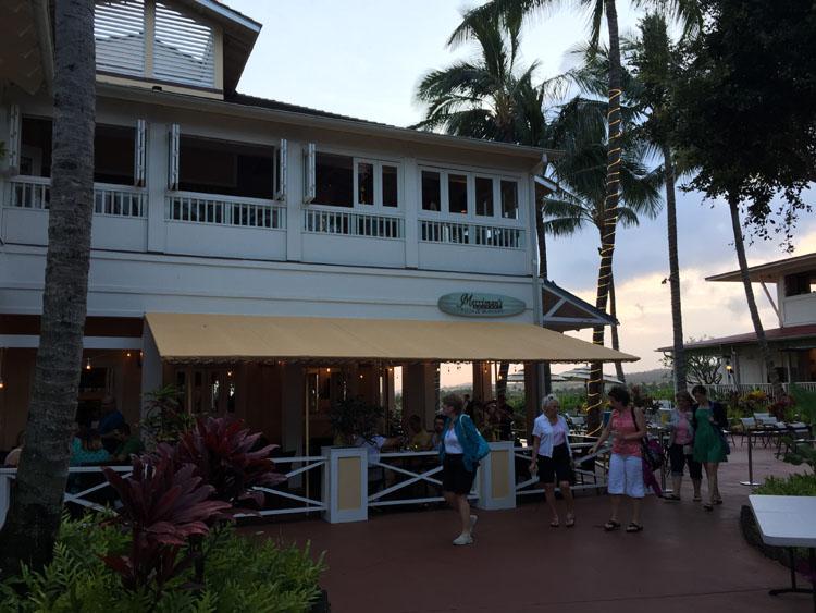 The Shops at Kukui'ula Restaurants