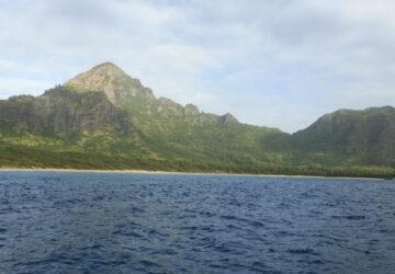 Kipu Kai shore