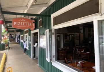 Pizzetta in Old Koloa Town