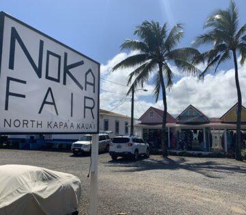 Noka Fair sign