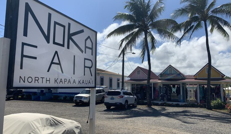 Noka Fair sign